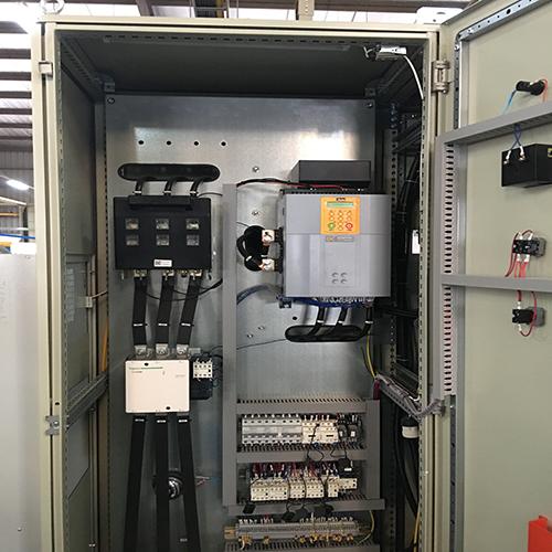 Thiết kế tủ điện điều khiển động cơ một chiều
